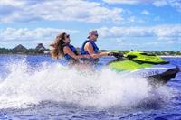 jet ski parasailing water - 1