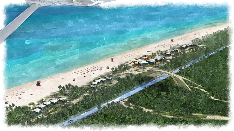beachfront hotel project for - 6
