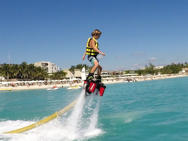 three flyboard points playa - 5