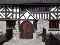 Ty Mawr - Main Entrance