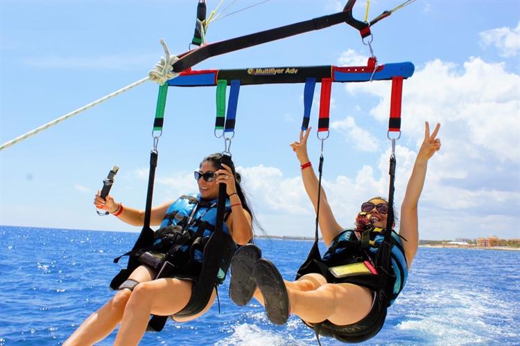 jet ski parasailing water - 6