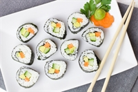 modern japanese sushi restaurant - 1