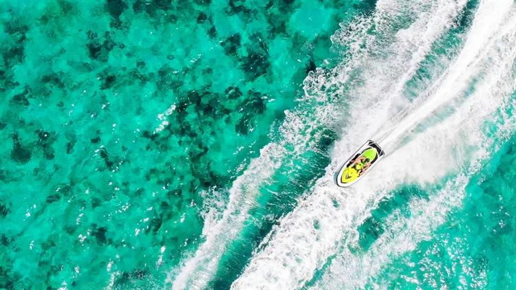 jet ski parasailing water - 7