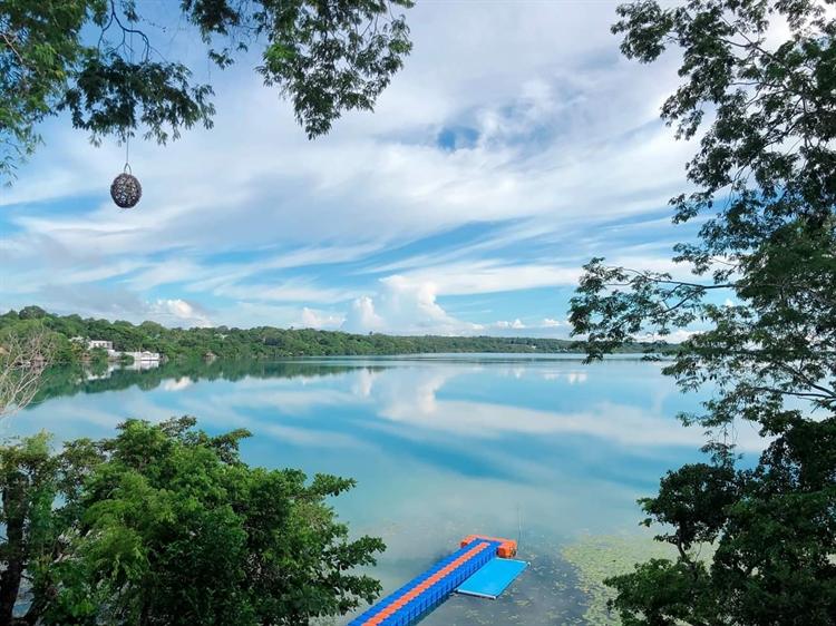 bacalar lakeside huge land - 8