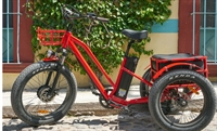 electric trike business san - 1