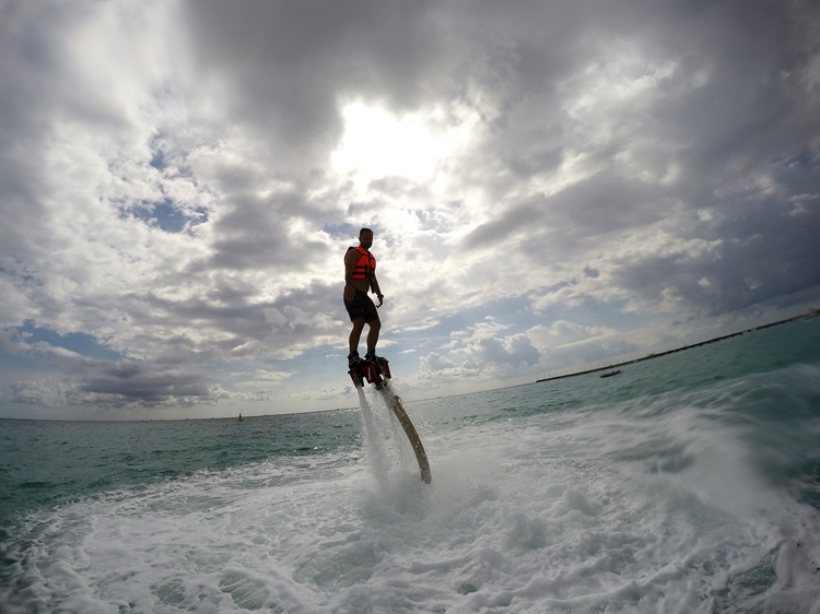 three flyboard points playa - 4