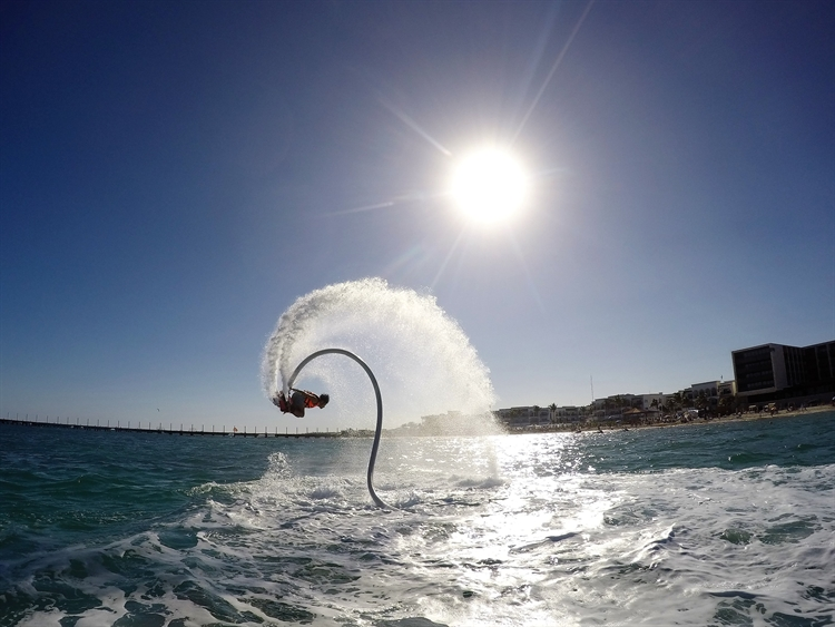 three flyboard points playa - 6