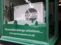 Green Square  heat pump