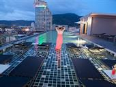 4 Star Centrally Located Rooftop Pool Hotel For Sale