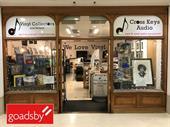 Profitable Vinyl Record Shop In Salisbury For Sale