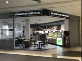 Second Cup Cafe In Premium Mall For Sale