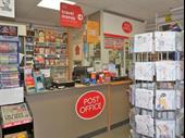 Mains Post Office, News, Sweets And Greeting Cards For Sale