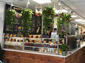 Modern Salad Bar In New York For Sale