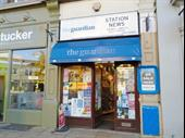 Busy Newsagents In Prime Trading Position For Sale