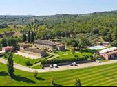 Farm With Vineyard And Resort In Tuscany For Sale